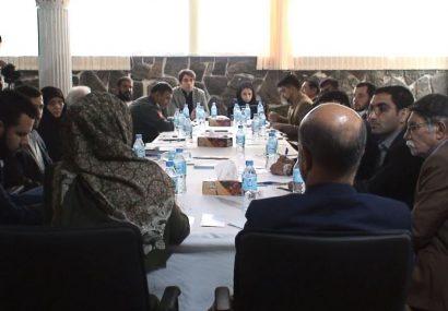 نشست هماهنگی کمیسیون شکایات انتخاباتی هرات و ناظران انتخابات برگزار شد
