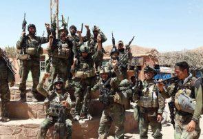 دولت اناردره فراه را پس گرفت/ طالبان دستکم ۳۵ کشته دادند