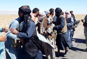 ملا احمدشاه و سه زیردستش در زنده جان هرات با دولت آشتی کردند
