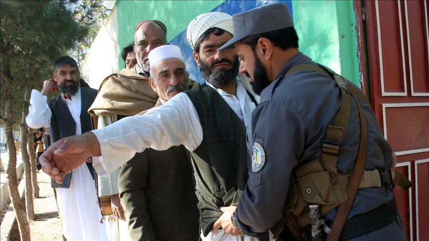 نیروهای امنیتی فراه در روز انتخابات حضور گسترده در مراکز رأی دهی خواهند داشت