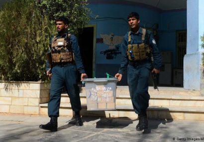 تمام حملات طالبان بالای سایتهای انتخاباتی را دفع کردیم
