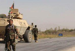 دولت طالبان را در ولسوالیهای قلعه کاه و پشترود فراه عقب راند