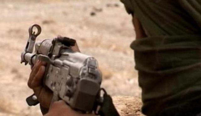 ترور یک سرباز امنیت ملی فراه توسط افراد ناشناس