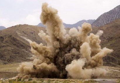 انفجار ماین کنار جادهای در غور یک چوپان را کشت
