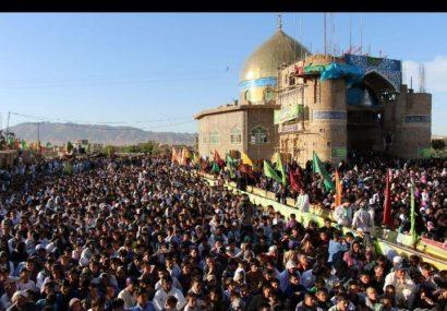 حماسه مردمی در یوم الله عاشورا و حضور هزاران نفری
