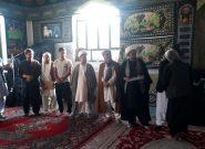 مردم جبرئیل هرات نیروهای جوان مردمی را برای تأمین امنیت محرم تقدیر کردند