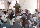 دهها تن از مردم بادغیس از نیروهای امنیتی و انتخابات پشتیبانی کردند