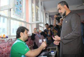 انتخابات ریاست جمهوری در هرات و دیگر ولایتها آغاز شد