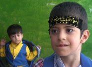 کودکان هرات از تاسوعا و عاشورای حسینی گرامی داشت کردند