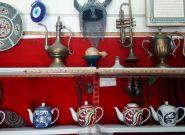 بازار سرد عتیقهها و اشیاء باستانی هرات