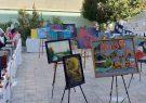 نمایشگاه پرواز در تکاپو توسط دانش آموزان دختر هرات برپا شد