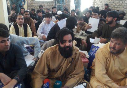 پایان مسابقه کتابخوانی در میان زندانیان هرات
