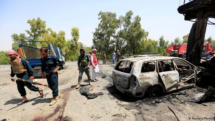 آمار تلفات غیرنظامیان انفجار هرات به شش کشته و پنج زخمی رسید