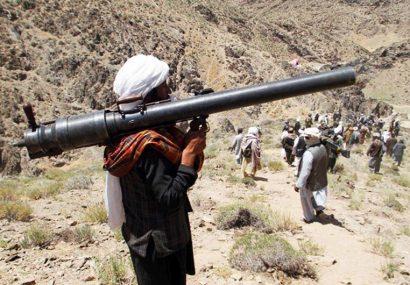 پنج حمله کننده طالبان در غور زخمی شدند