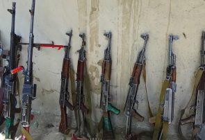والی طالبان غور به دنبال جمعآوری سلاح برای جنگ فراه است