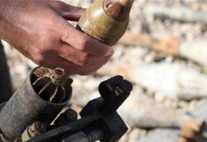 پرتاب سرگلوله هاوان طالبان در غور جان یک زن را گرفت