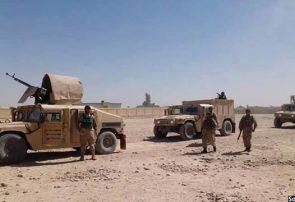 نبرد رو در رو چهار کشته و سه زخمی از طالبان فراه گرفت