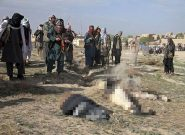 طالبان در غور دو عضو خود را به گمان خیانت اعدام کردند
