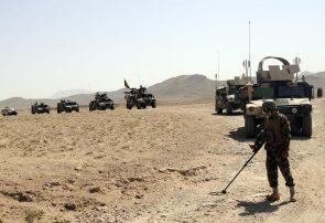 عملیات شاهراه هرات – فراه یک کشته و دو زخمی از طالبان گرفت
