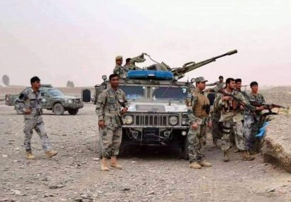 حمله ناکام طالبان در هرات سه کشته و پنج زخمی از این گروه گرفت
