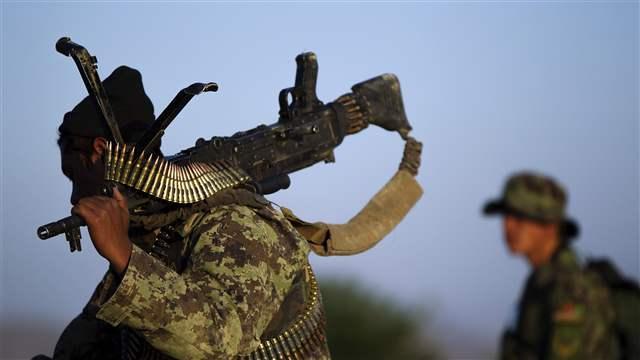 جنگ پر تلفات ارتش و طالبان در کشک کهنه هرات