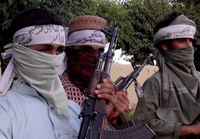 طالبان یک جوان را در غور اعدام کردند