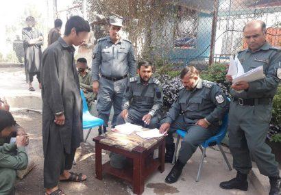 از زندان هرات ۶۱ زندانی رها شدند