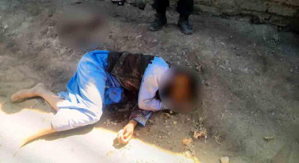 پولیس هرات دزدی مسلح را از پای در آورد و همدستش را زخمی کرد