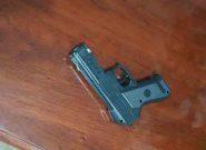 دزدان مسلح به تفنگچه پلاستیکی در هرات دستگیر شدند