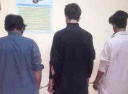 مردان مظنون به قتل و مجروحیت دو عضو یک خانواده هراتی دستگیر شدند