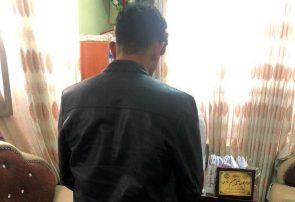 پولیس دزد ماهر شفاخانه هرات را به دام انداخت