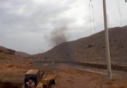 کار خط انتقال برق ۲۲۰ کیلو ولت ترکمنستان به هرات آغاز شد