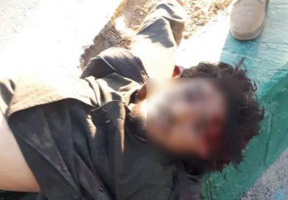 کشته شدن ولسوال طالبان اوبه هرات با هفت زیر دستش