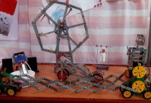 نمایشگاه دستاوردهای رباتیک و هنری دانش آموزان در هرات گشایش یافت