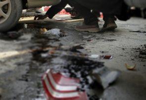 پولیس فراه از انفجار موتر بمب حامل سرنشینان زن جلوگیری کرد