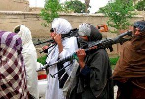 طالبان دو غیر نظامی را در غور تیرباران کردند