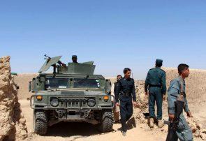 نیروهای امنیتی طالبان را از چهارسده غور فراری دادند