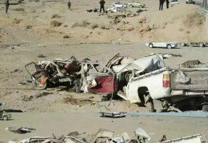 کاربران مجازی: قربانیان حادثه ترافیکی سیستان و بلوچستان باشندگان غور بودند/ اداره محلی غور: هنوز تثبیت هویت نشدهاند
