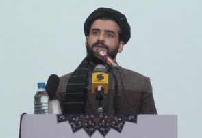 ویدئوی سخنرانی سیدمحمد شیرزادی در مورد هفته وحدت