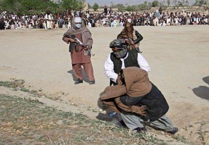 طالبان در غور یک زن و مرد را دوبار به نکاح هم درآوردند
