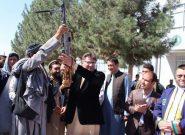 یک فرمانده طالبان بادغیس به دولت روی آورد