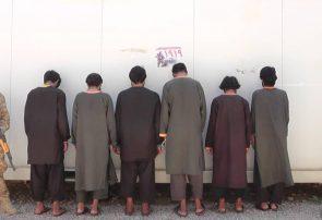 امنیت ملی هرات در یک ماه به ۲۰ آدم ربا دستبند زده است