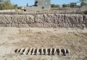 ۱۳ سرگلوله هاوان در هرات انفجار داده شدند