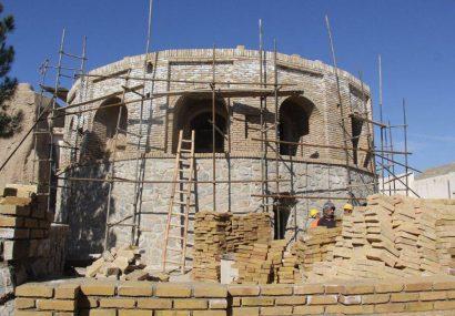 عبادتگاه قرن سوم صوفیان هرات مرمت خواهد شد