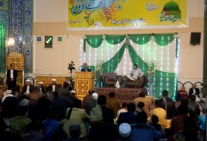 پیامبر اسلام(ص) و خاندان مطهر ایشان مهمترین نشانه وحدت مسلمین هستند