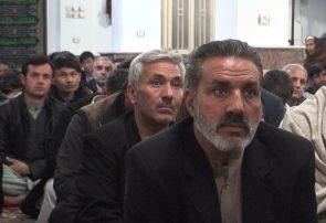 جمعیت گسترده مردمی در تکیهای که هدف تروریستان در هرات بود