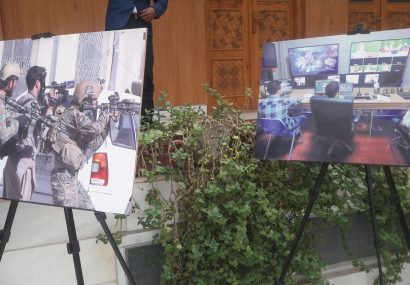 نمایشگاه عکس پشت صحنه خبرنگاران افغانستان در هرات برپا شد