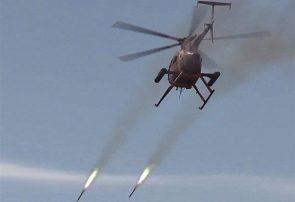 بمباران هوایی در فراه جان پنج طالب مسلح را گرفت