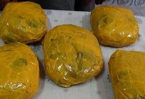 پولیس بادغیس مانع انتقال مواد مخدر به هرات شد
