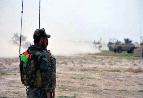 مردم محل خواهان توقف موقت عملیات شاهراه غور – کابل شدند